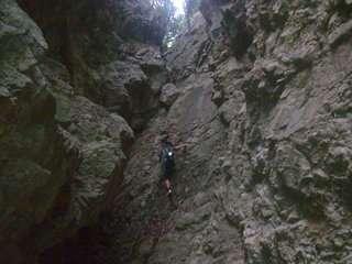 Sablja penje po kanjonu (ISAR 09)