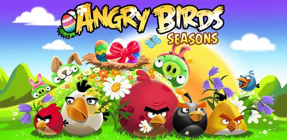 ... angry birds seasons newest update the survival of the birds is at